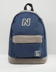 Синий рюкзак New Balance 420 - Синий