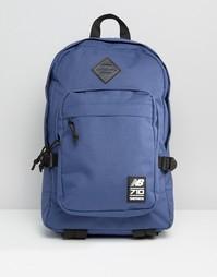 Синий рюкзак New Balance 710 - Синий