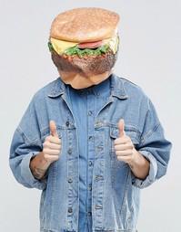 Маска в виде чизбургера - Мульти Gifts