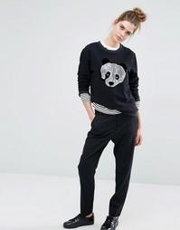 Прямые брюки Sportmax Code - 001 black
