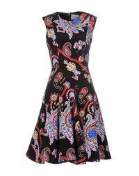 Платье до колена Mary Katrantzou