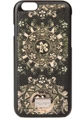 Чехол для iPhone 6 с принтом Dolce & Gabbana