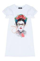 Платье с вышивкой Frida KatЯ DobrЯkova