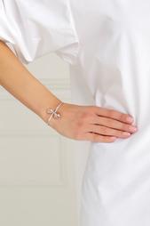 Серебряный браслет с горным хрусталем Origin Natalia Bryantseva