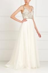 Платье с кристаллами Hayley Paige