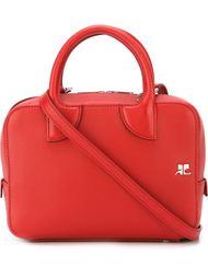маленькая сумка на плечо  Courrèges