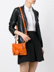 сумка с декоративным узелком McQ Alexander McQueen