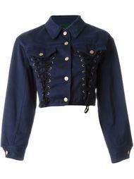 джинсовая куртка Jean Paul Gaultier Vintage