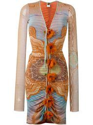 декорированное платье Jean Paul Gaultier Vintage
