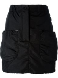 юбка с накладными карманами  J.W. Anderson