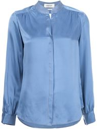 stitch detail shirt L'agence
