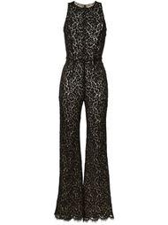 floral lace jumpsuit Michael Kors