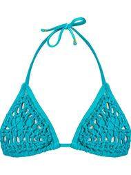 triangle bikini top Amir Slama