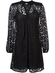 floral lace dress Sonia By Sonia Rykiel