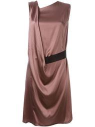 draped dress Ann Demeulemeester