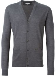 v-neck cardigan Dsquared2
