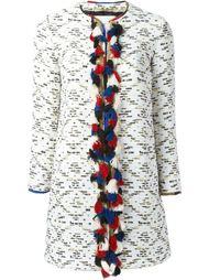 декорированное пальто  Bazar Deluxe