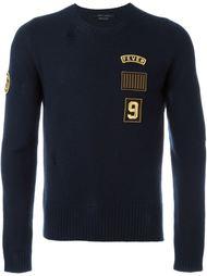 вязаный свитер  Marc Jacobs