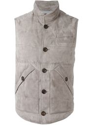 padded waistcoat Brunello Cucinelli