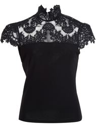 lace detail blouse Alice+Olivia