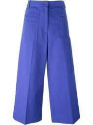 cropped flared trousers Maison Margiela