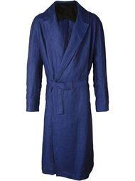 длинное пальто Haider Ackermann