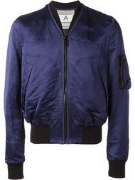 куртка-бомбер  Andrea Pompilio