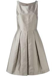 плиссированное платье Armani Collezioni