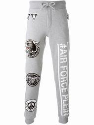 спортивные брюки 'Cat Eyes' Philipp Plein
