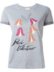 футболка с принтом  Red Valentino