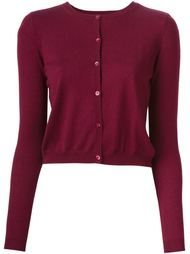 cropped cardigan  Red Valentino