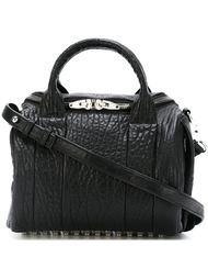 textured tote Alexa Wagner