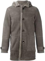 пальто с капюшоном  Eleventy