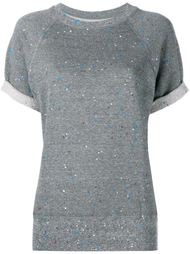 paint splatter T-shirt Current/Elliott