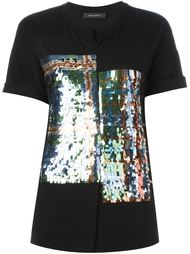 футболка с пайетками  Cédric Charlier