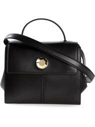 сумка через плечо с декоративной заклёпкой Christopher Kane