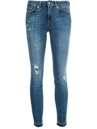 skinny cropped jeans  R13