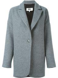 buttoned coat Mm6 Maison Margiela