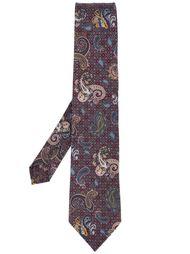 paisley pattern tie Etro