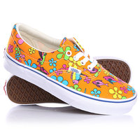 Кеды кроссовки низкие женские Vans Era Van Doren Orange/Seacrturs