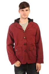 Куртка Fallen Monterey Jacket Burgundy