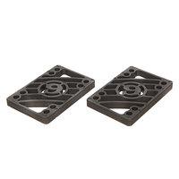 Подкладки для скейтборда Sector 9 Flat Riser Black