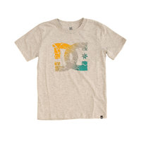 Футболка детская DC Desintegrate By B Tees Light Heather Grey