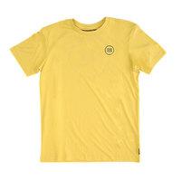 Футболка детская Billabong Creed Fader Dust Yellow