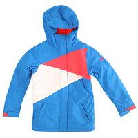 Куртка утепленная детская DC Fuse K 15 Elec Blue Lemon