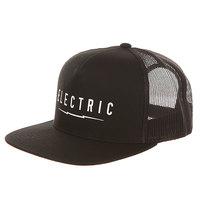 Бейсболка с сеткой Electric Undervolt Cap Ii Black