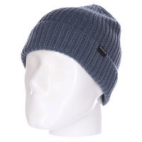 Шапка Nixon Go Beanie Slate Heather
