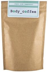 Скраб кофейный с мятой Huilargan