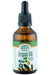 Аргановое масло с пипеткой Huilargan