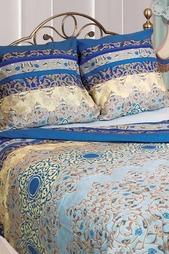 Постельное белье 1,5 сп. 50x70 Сова и Жаворонок
